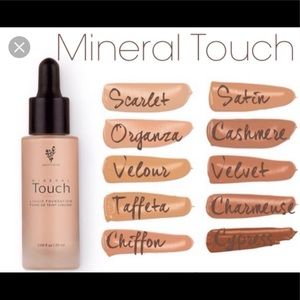 Younique Mineral Touch Liquid Foundation!
